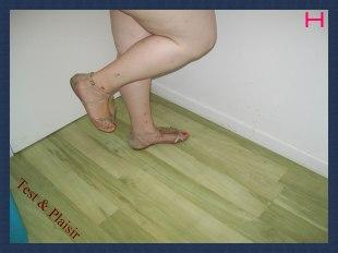 Sandales très usée 25€